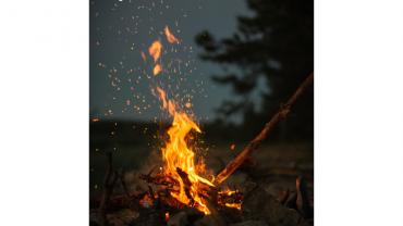 Hay un fuego dentro…